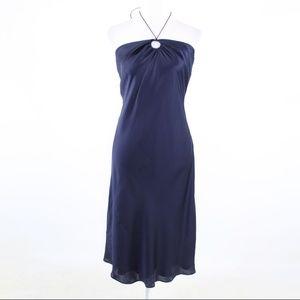 Ralph Lauren blue sheath dress 10